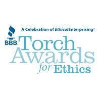 BBB Ethics Award Logo