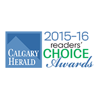Calgary Reader's Choice Award Logo