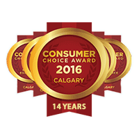 Award Winning Service Consumer Choice