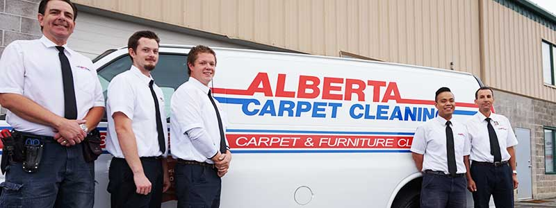 Alberta Carpet Cleaning Team