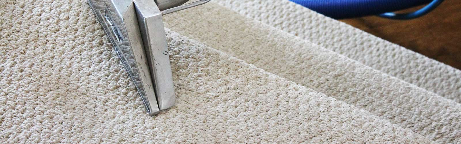 High traffic commercial carpet cleaning