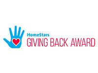 Giveback Award Calgary