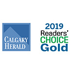 Reader's Choice Calgary Logo