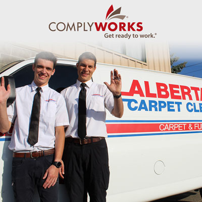 Complyworks Alberta Carpet Cleaning